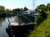 Dawncraft 22 Cruiser Ready to cruise on the River Lea, Price is going UP so grab it quick.
