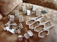 7 BabyDan Magnetic drawer/cupboard locks (4 brand new) and 4 BabyDan Cabinet door locks