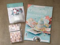 Docrafts Creativity Magazines (x11)
