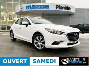 2018 MAZDA 3 GX AUTO AIR CRUISE BLUETOOTH