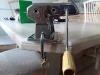 Ampia Italian made pasta machine.