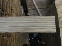Timber decking board 120mmx28mmx4.8m