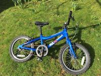 Ridgeback MX16 bicycle.
