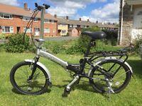 Apollo Transition Folding Bike / Bicycle