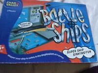 Battle super ships sinking fun 2 players 5+years £3 new