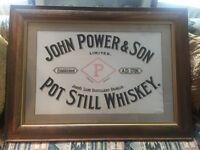 John Power Traditional Irish print