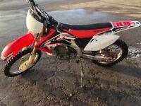 Crf x 450 2006
