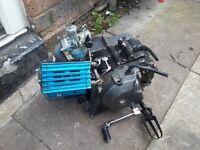 50cc lifan engine may swap