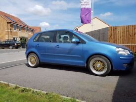 VW Polo 1.4 Auto long MOT