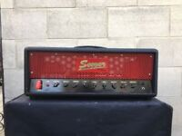 Boutique guitar amplifier head