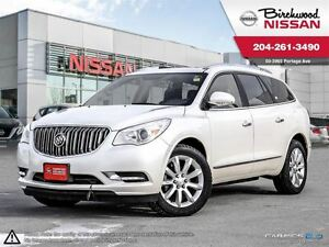 2013 Buick Enclave Premium LUXURIOUS RIDE! ONE OWNER!