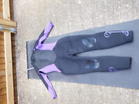 Odyssey 2014 Ladies 3mm Full Steamer Wetsuit