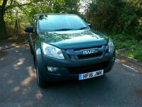 ISUZU D MAX UTILITY DOUBLE CAB EX DEMONSTRATOR - FERNDOWN COMMERCIALS - 01202 877345
