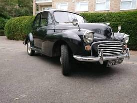 Morris Minor 1000 open for any offers