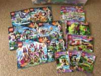 Lego Friends & Elves Bundle.