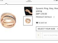 Brand New swaroski ring