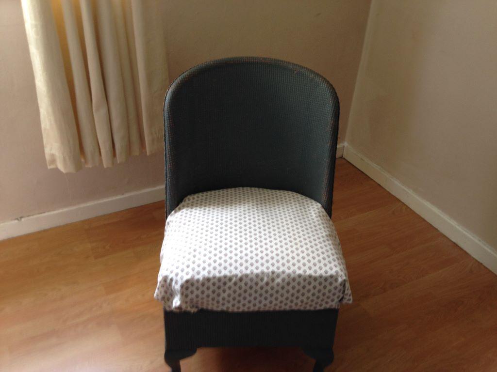 Lloyd loom chair in cumbernauld glasgow gumtree for H furniture loom chair
