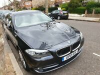 BMW 530d 2010 lady owner FSH. 12 month MOT. Plenty of extras
