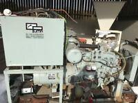 Puma diesel generator R80 1V , serial no. 92008