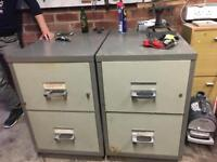 Fire proof safes grate condition