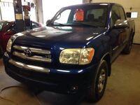 2005 Toyota Tundra V8 CALL 519 485 6050