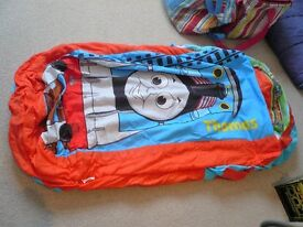 Kids travel bed
