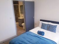 COUPLES ENSUITE ROOM IN WATFORD IN 2 BED FLAT ALL BILLS INCLUDED