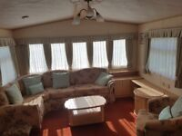 Pre-owned Cheap 6 Berth Static Caravan for Sale Skegness Ingoldmell Chapel SITE FEES INCLUDED .