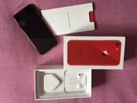 iPhone 8 in Red, 256 GB