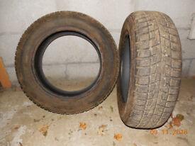 Winter tyres, Toyo Snowprox 165/65R/14