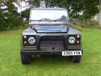 1987 E REG LANDROVER DEFENDER 90 COUNTY PRICE UPDATE £3495
