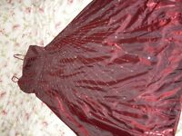PROM GOWN/DRESS SIZE 14-NEW ITEM UNWORN