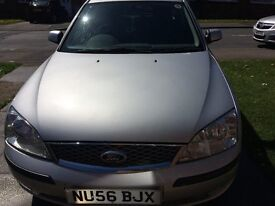 56 Plate Ford Mondeo Zetec 2.0 Diesel Excellent Runner and Family Car