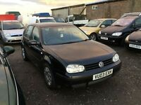 2003 VW GOLF DIESEL RED I ENGINE ULTRA RELIBLE DIESEL CAR 50 plus to the gallon px welcome anytrial