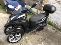 Yamaha tricity not Sh Nmax Forza