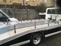 FORD TRANSIT 2000-12 SWB Galvanised roof rack