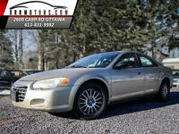 2006 Chrysler Sebring
