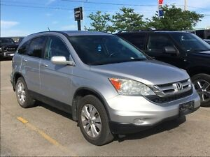 2011 Honda CR-V EX-L**POWER SUNROOF**LEATHER HEATED SEATS**