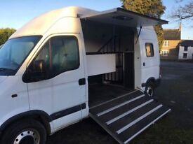 3.5 t Horsebox Van