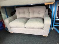 New / Ex Display - dfs 2 Seater Sofa