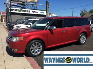 2009 Ford Flex Limited ***LOADED WITH NAVI**