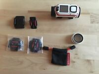 TomTom Bandit 4K action camera.