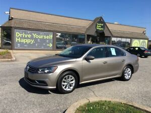 2016 Volkswagen Passat Trendline 1.8 TSI / BACK UP CAMERA / BLUE