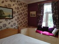 Two rooms available in Redbridge house