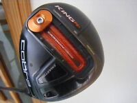 KING COBRA F6+ DRIVER + KEY + SOCK COVER. LIKE NEW, PURCHASED ONLY IN JANUARY 2017. GREAT PRICE.