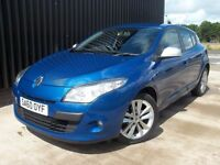 2010 (60) Renault Megane 1.5 dCi FAP I-Music 5dr Diesel 3 Months Warranty Finance Available May Px
