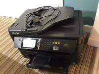 FREE TO COLLECTOR, Epson WF7620 printer and scanner. (Faulty)