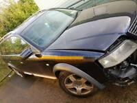 Audi allroad 2.5v6 tdi