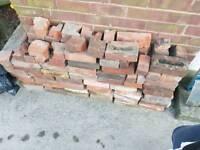 Bricks and breeze blocks