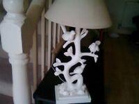 Designer Debenhams table lamp in good condition